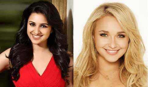 Parineeti Chopra and Hayden Panettiere