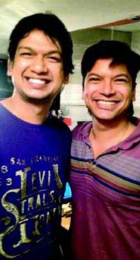 Shaan and Vijay Prakash
