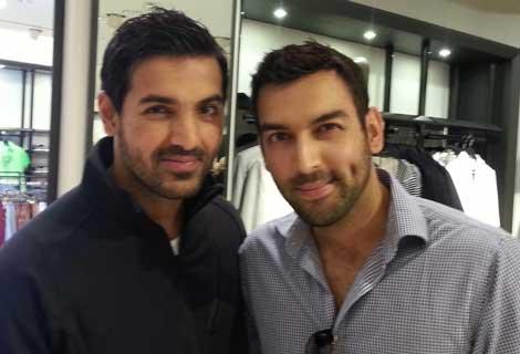 John Abraham and Mubashir Malik