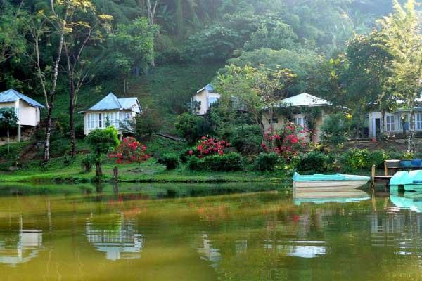 Tamdil-Lake