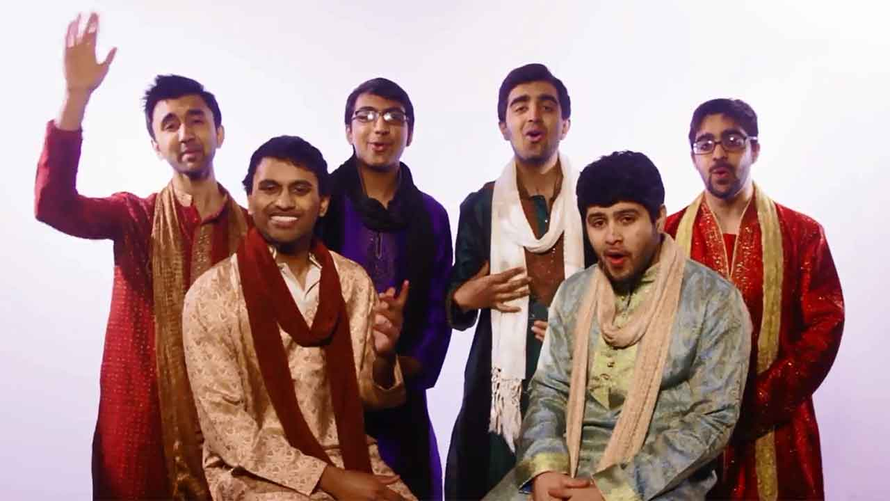 This Beautiful 5 Minute A Cappella of Bollywood Songs from 1940 to 2013 Will Make You Nostalgic.