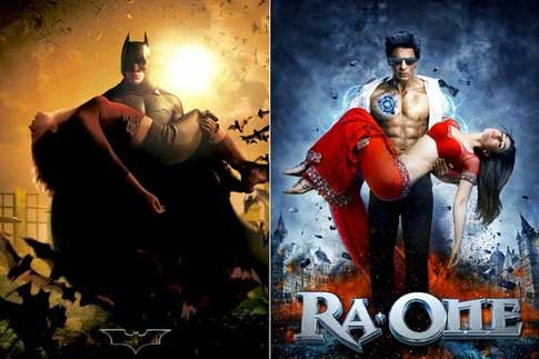 23 Unbelievable Copies By Bollywood Of Hollywood Movie