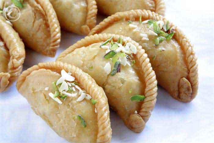 Holi Food Recipes In Hindi