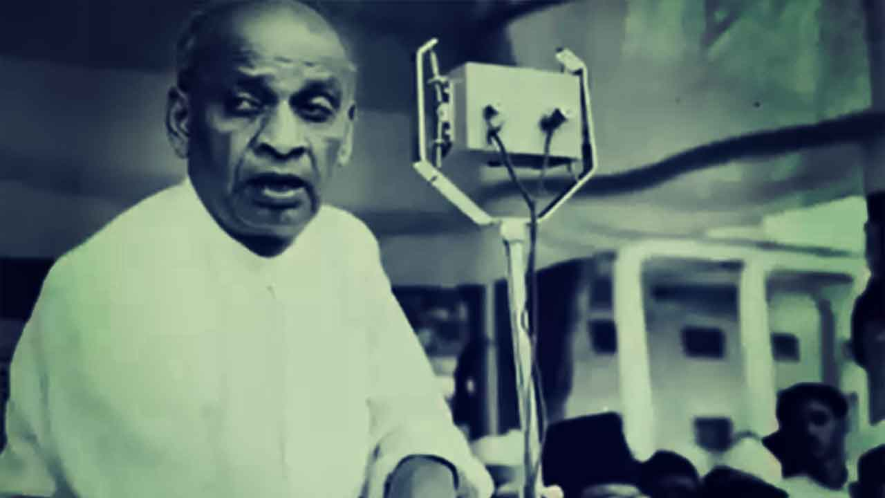 sardar vallabhbhai patel the iron Sardar vallabhbhai patel- the iron man of india precisely, today i remember the man whose soul strength was the ability to sacrifice he epitomized sacrifice not only in political but also in .