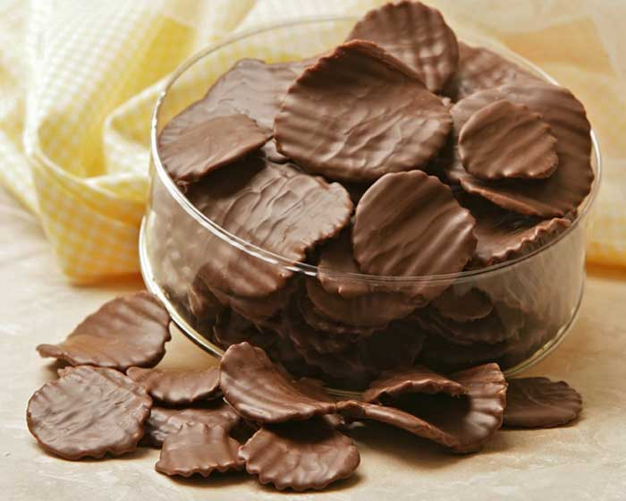 How To Make Chocolate Dipping Sauce From Chocolate Chips