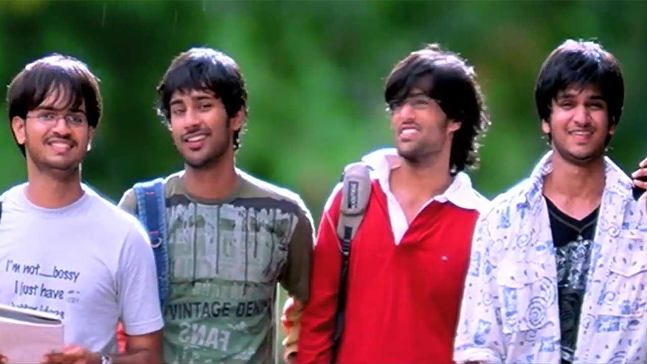 Days Telugu Movies
