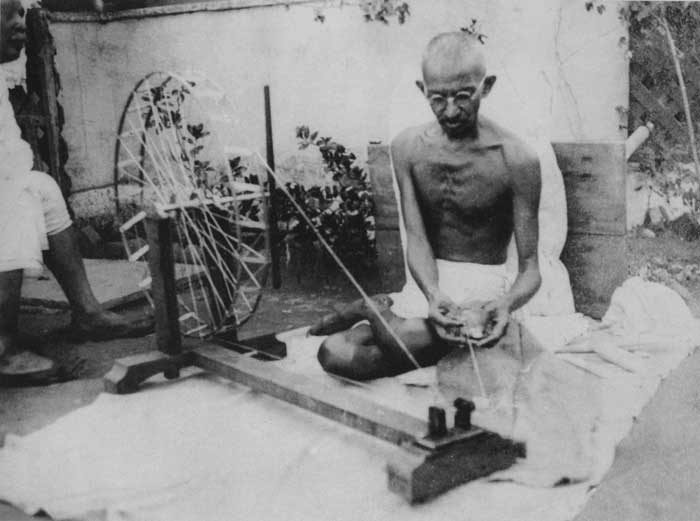 Image result for gandhiji original photo