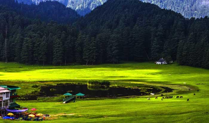 Khajjiar India  city images : ... Get Mesmerized In The Beauty Of Mini Switzerland Of India