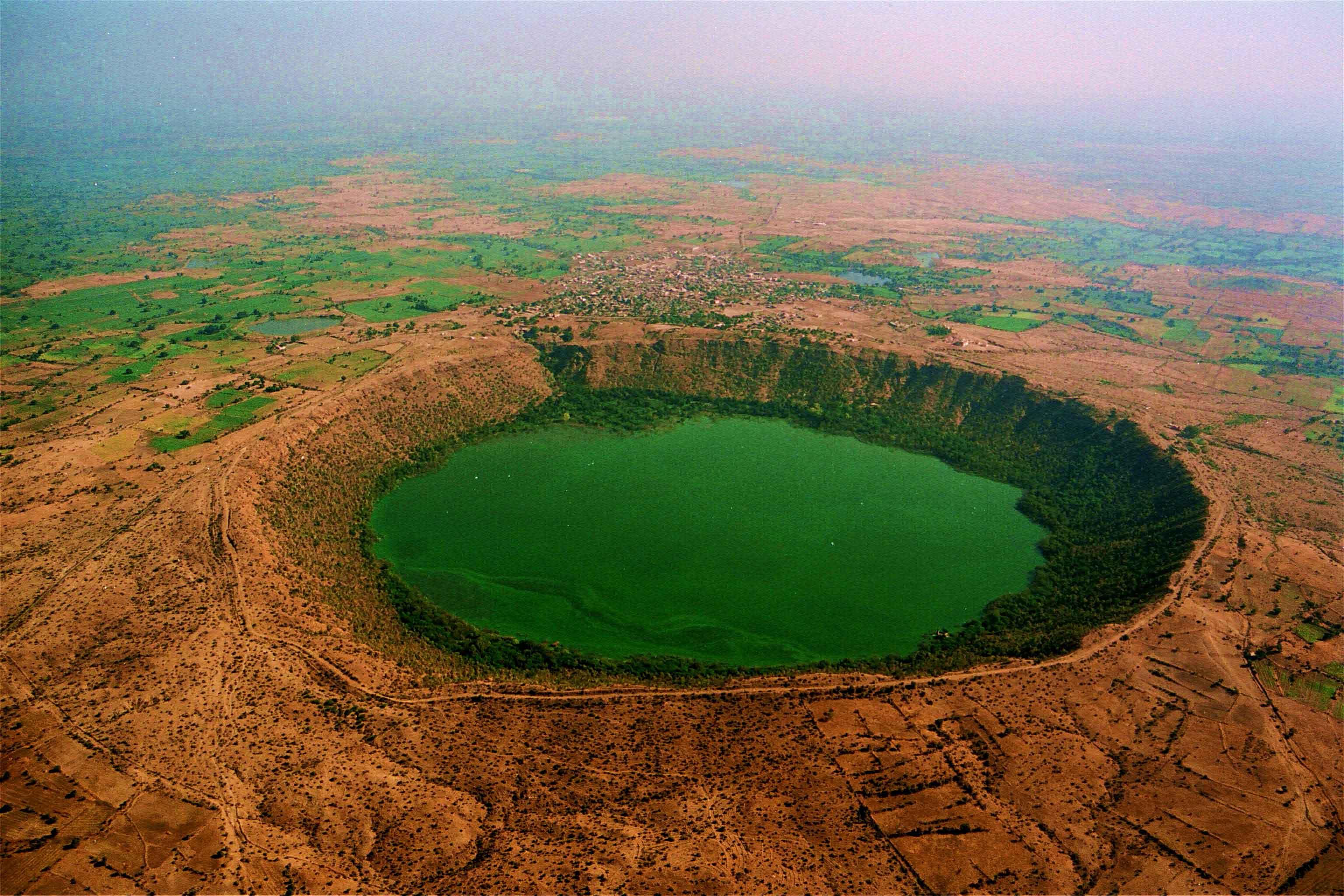 Lonar-Crater