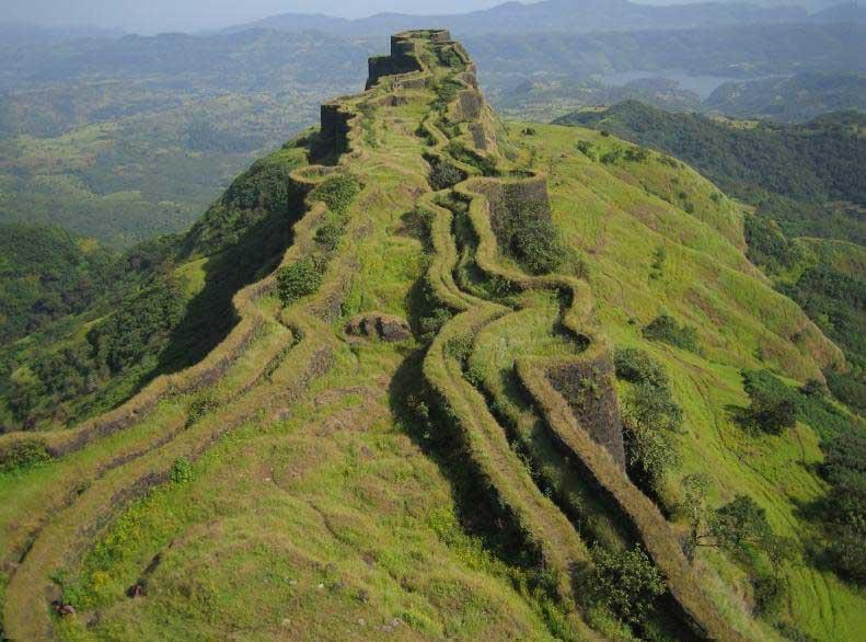 Rajgad-Fort