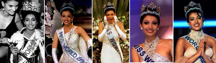 23 17 Facts About Indian Beauties Who Won The Miss World Pageant