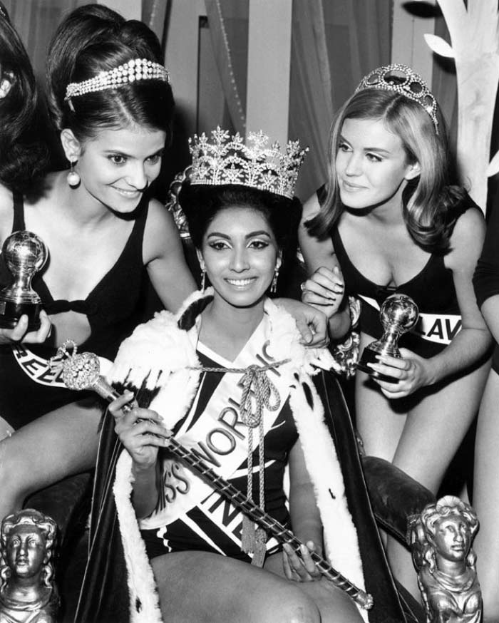33 17 Facts About Indian Beauties Who Won The Miss World Pageant