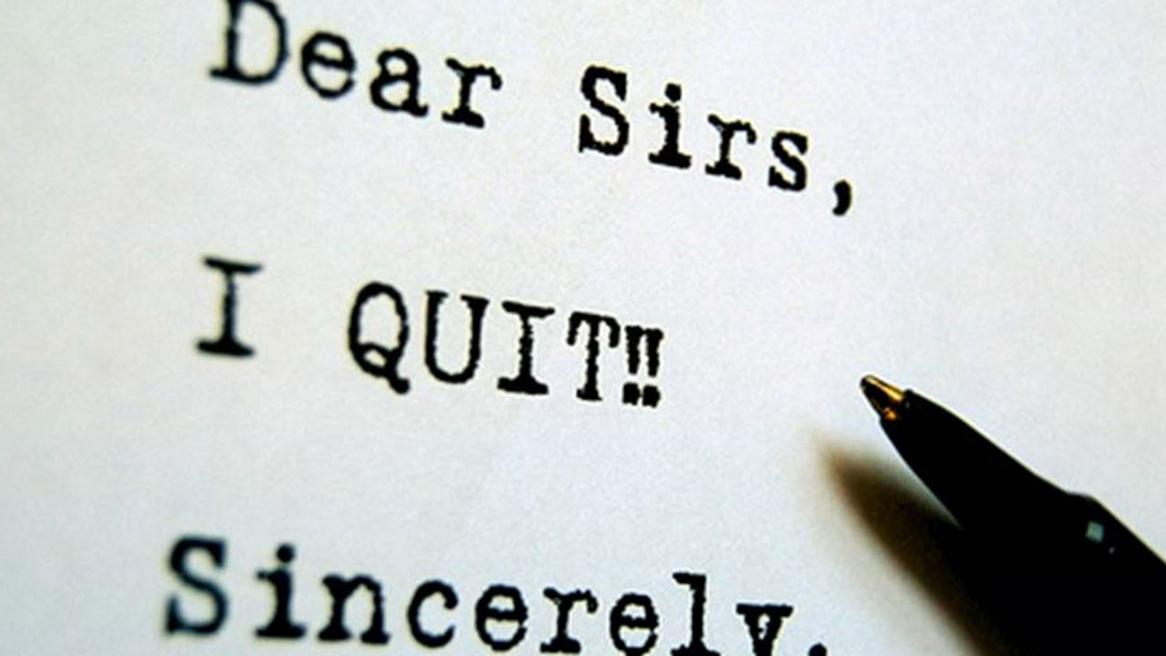 10 creative ideas to quit your job in style