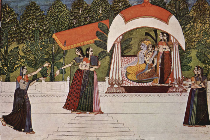 11 Mythical Love Stories From Indian History That Will