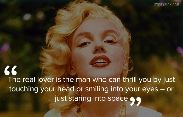 12 wonderful quotes by marilyn monroe that make her a diva - Marilyn monroe diva ...