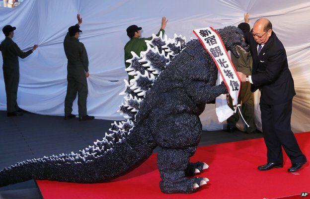 Mayor Godzilla
