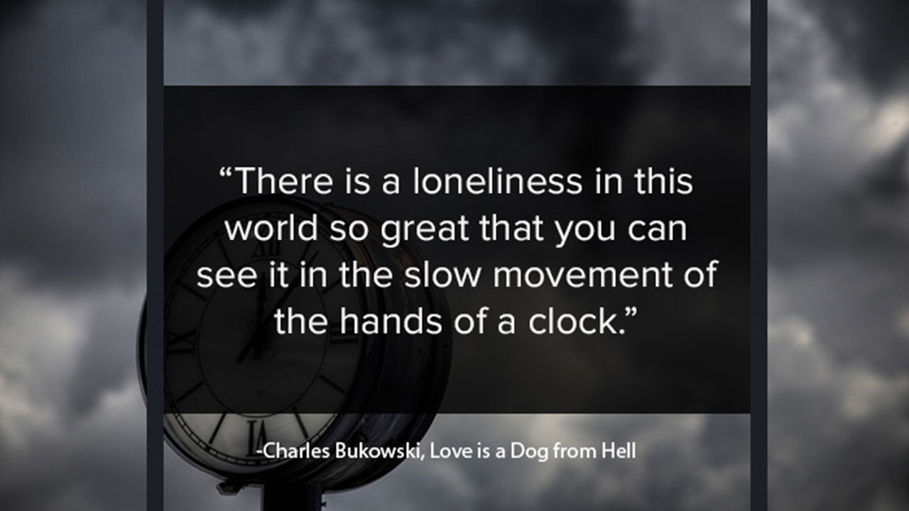 14 Quotes Describing The Hard To Express Feelings Of Loneliness