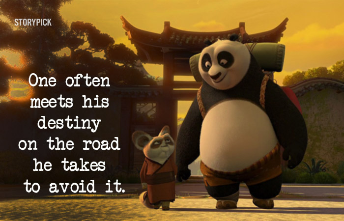 10 awesome lines from kung fu panda that will definitely cheer you up image source voltagebd Image collections