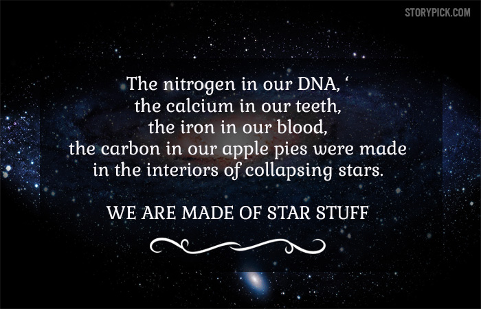 15 Carl Sagan Quotes That Will Make You Realize Youre Tiny Specks