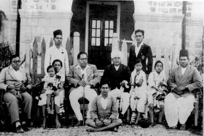 Dr.-Ambedkar-with-family