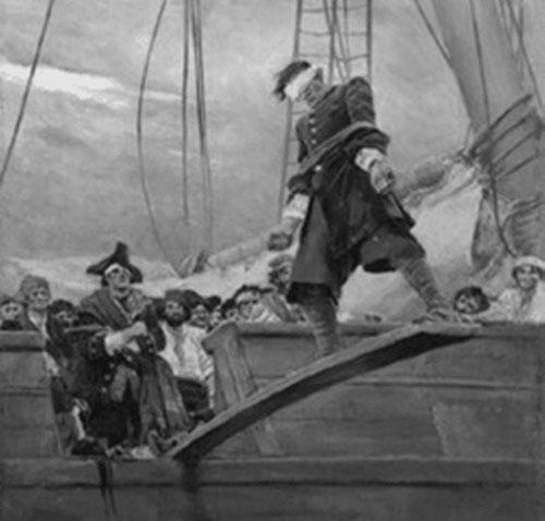 howard-pyle-walking-the-plank-1887