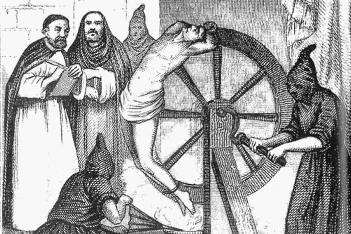13 Brutal Punishments From History That Will Give You The Chills