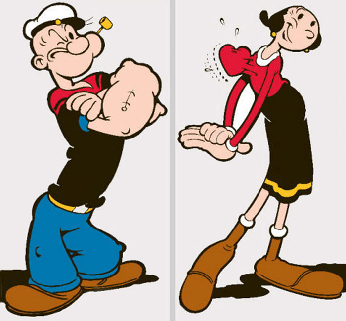 9 Unusual Facts About Popeye The Sailor Man That You ...