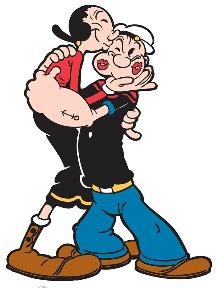 9 Unusual Facts About Popeye The Sailor Man That You