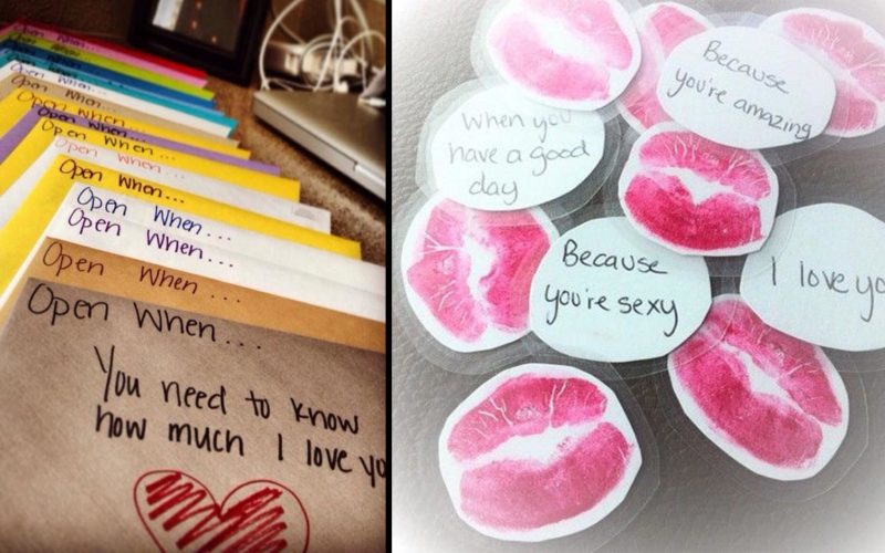 12 Diy Gift Ideas For Couples In A Long Distance Relationship