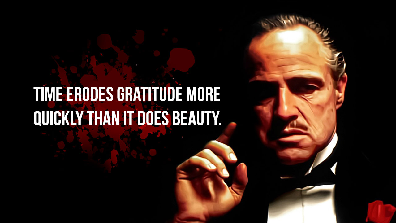 15 Quotes From The Greatest Movie Of All Times - The Godfather