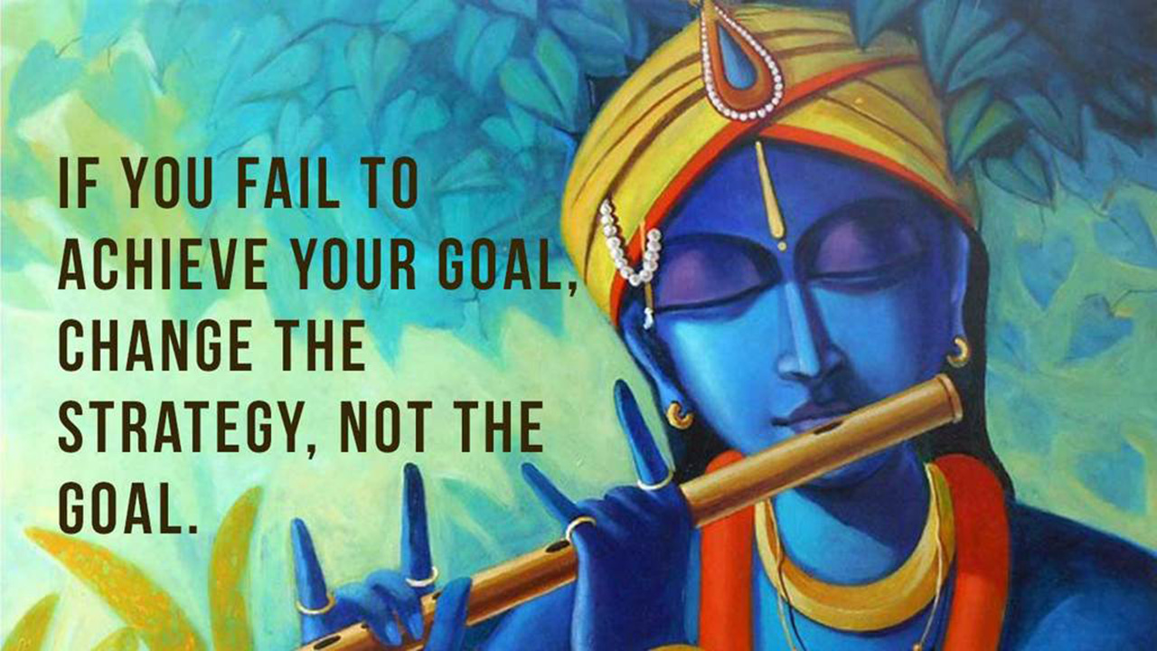 10 Quotes By Lord Krishna On His Philosophies Of Life