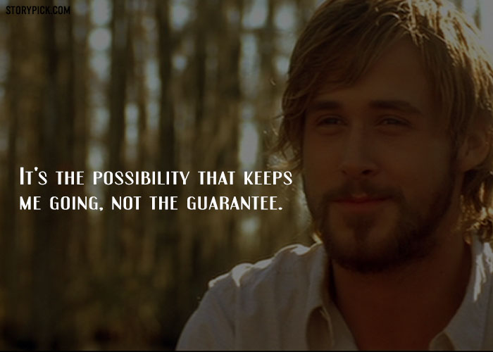 15 quotes from the notebook that have immortalized love