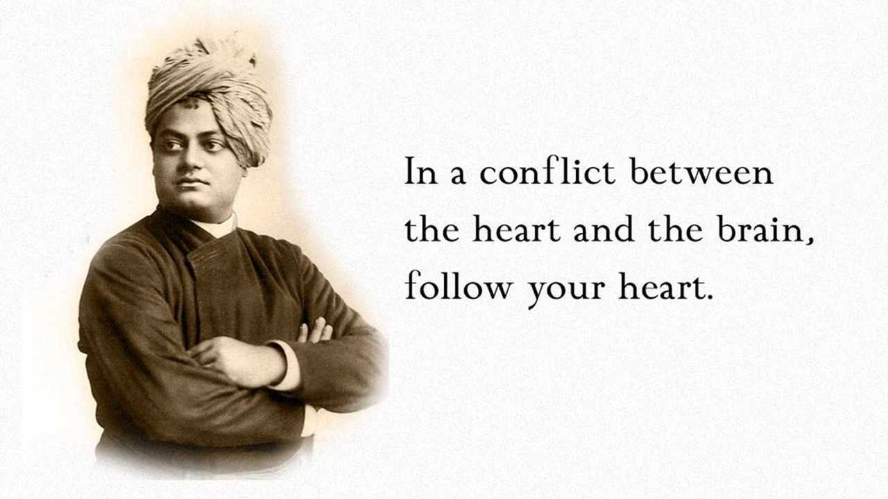 Quotes Vivekananda Fascinating 15 Swami Vivekananda Quotes That Will Show You The Right Path To