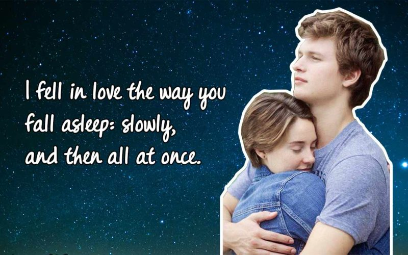 15 Hauntingly Beautiful Quotes From 'The Fault in Our Stars'