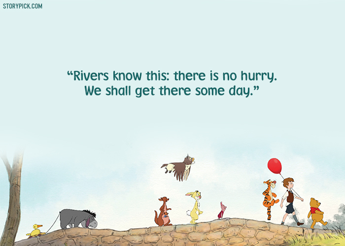 These 60 Quotes From WinniethePooh Are The Little Talked About Fascinating Winnie The Pooh Quotes About Life