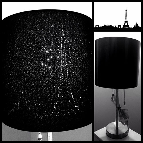 Eiffel Tower Marquee Light: 12 Creative DIY Lamps To Brighten Up Your House