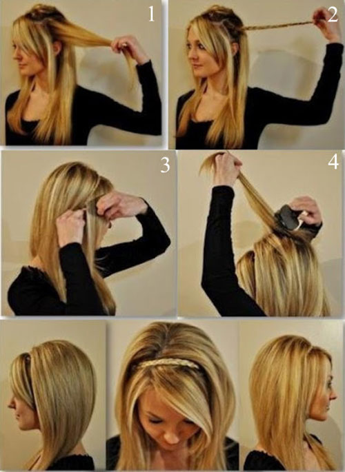 11 ways you can style your hair even if its straight as stick image source solutioingenieria Images