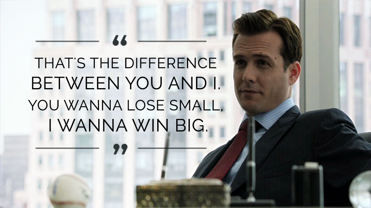 Kickass Comebacks By Harvey Specter That Prove He Is The Perfect Combo Of Swag Smart