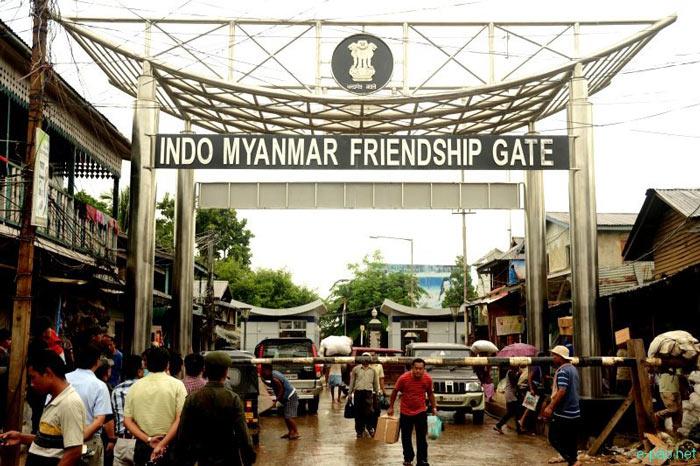 india-myanmar-manipur-border