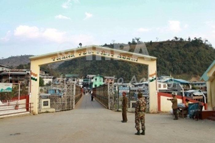 india-myanmar-mizoram-border