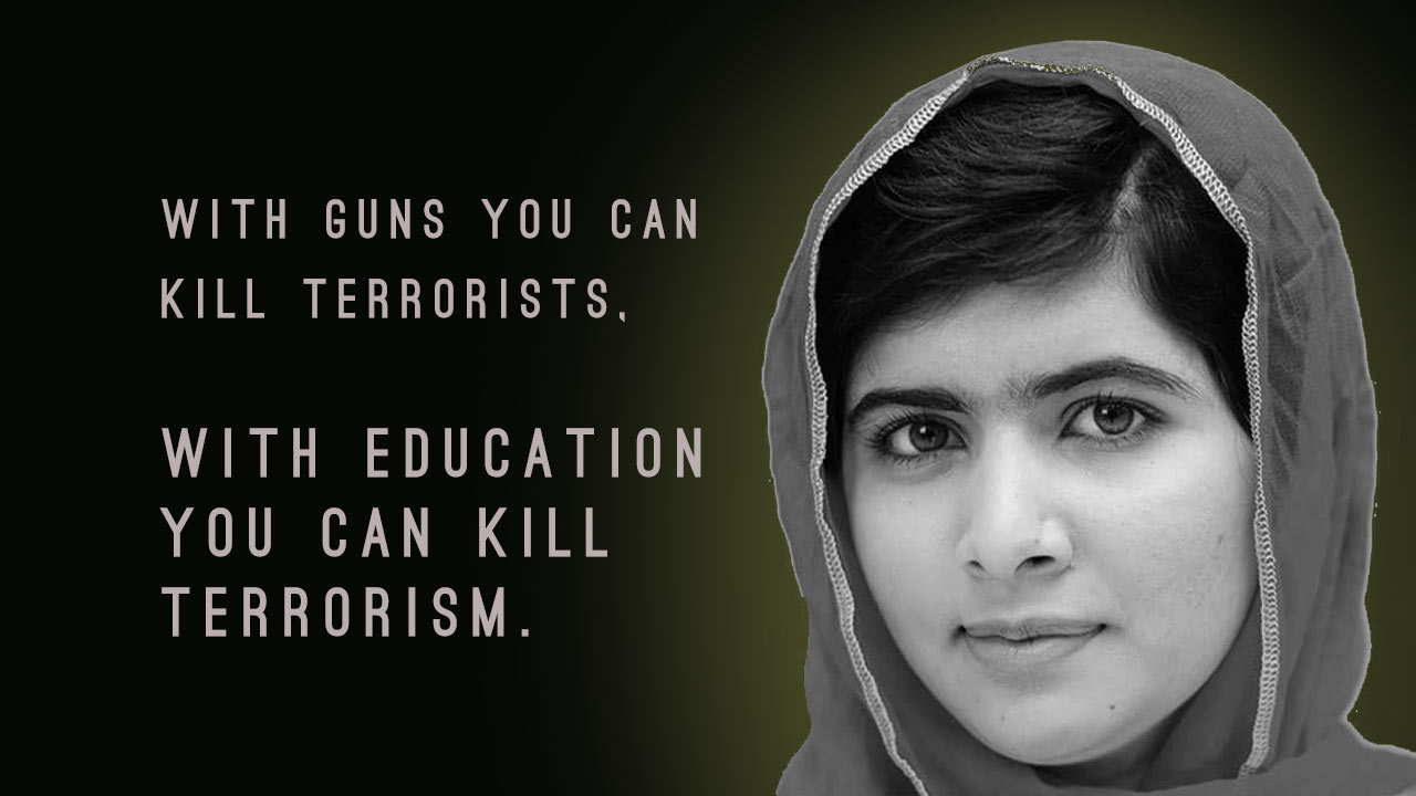 I Am Malala Quotes 12 Quotesmalala Yousafzai To Help You Rise Above Fears