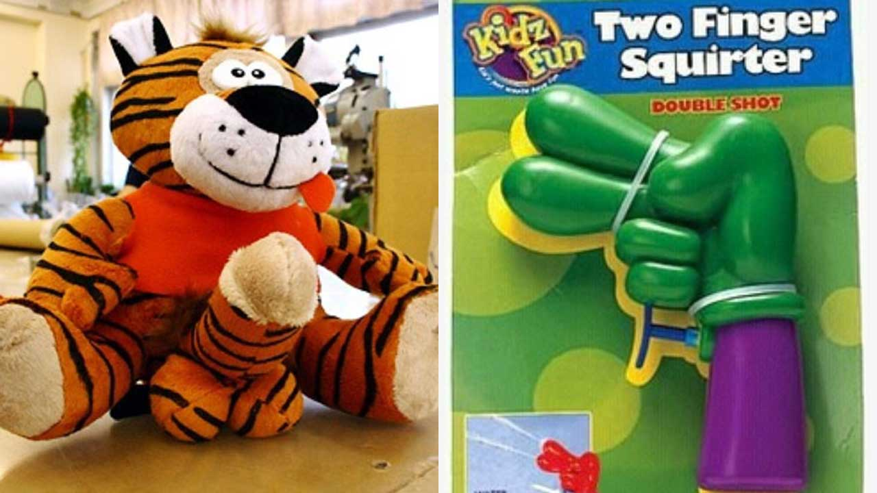 Inappropriate  S Kid Toys