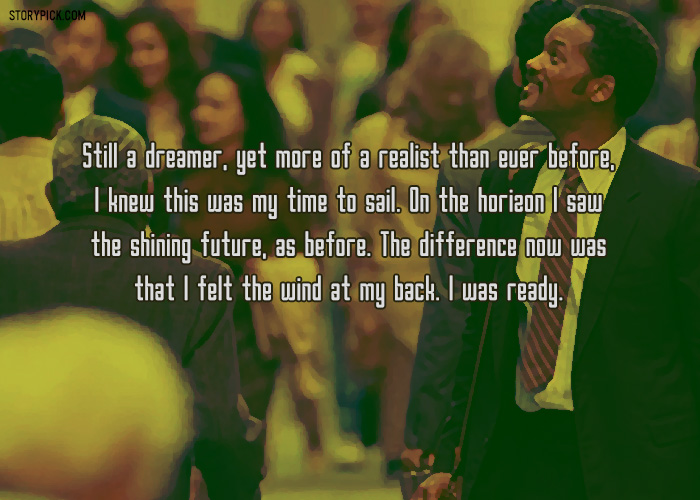 pursuit of happyness movie summary