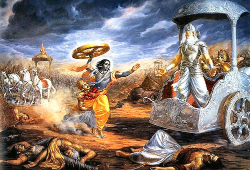 9 Times Krishna Showed How He Is The Real Boss In Mahabharata
