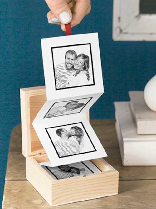 26 diy ideas to turn your photos into creative gifts image source negle Image collections
