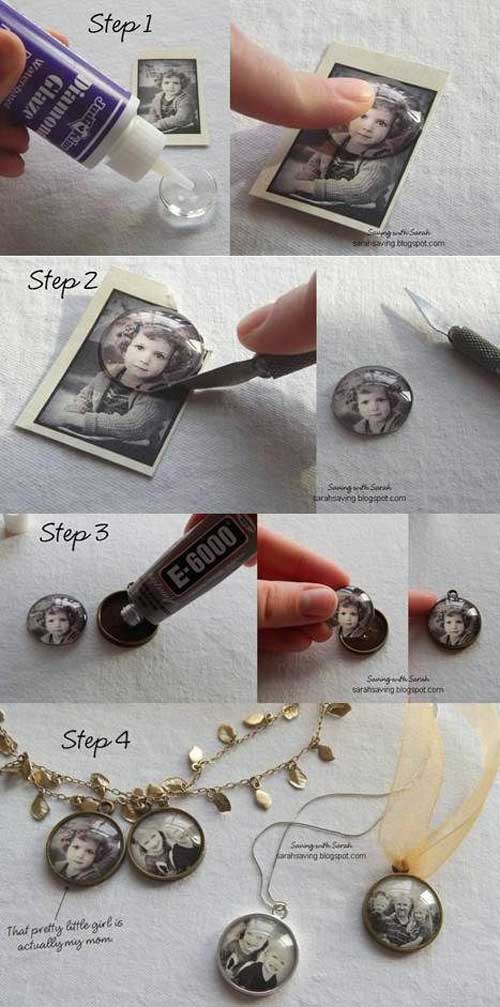 26 Diy Ideas To Turn Your Photos Into Creative Gifts