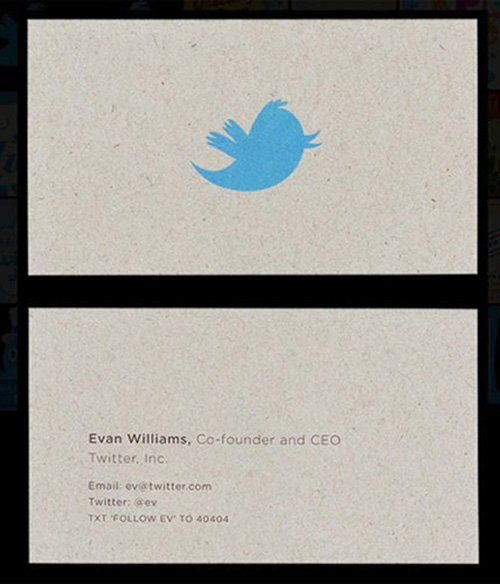 15 famous people and their unique business cards image source colourmoves