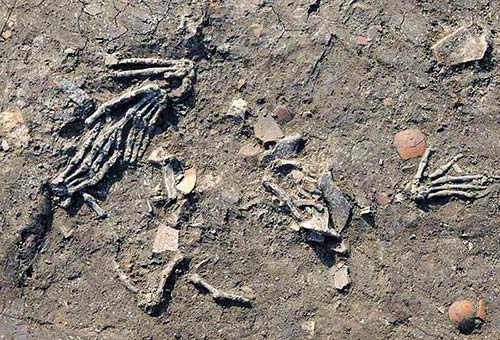 14 Archaeological Discoveries That Are Straight Out Of A Horror Movie