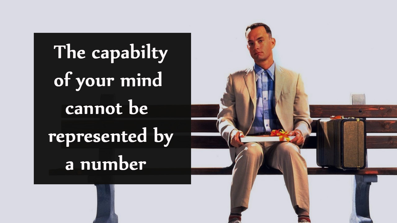 why intelligence tests dont accurately reflect ones intelligence Iq (intelligence quotient) tests are one of the most popular ways to measure a person's iq tests cannot accurately measure every aspect of a person's.
