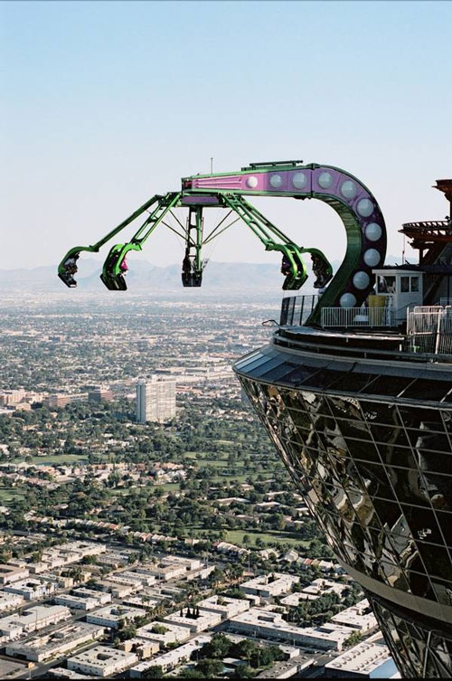 10 of the scariest thrill rides in the world